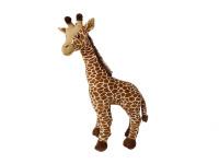 Žirafa plyšová 65 cm stojící