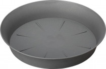 Plastia miska Tulipán - anthracite  60 cm