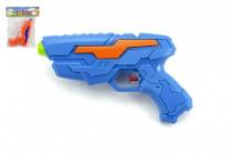 Vodní pistole plast 20cm - mix barev