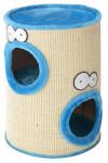 Škrabací domek Coockoo Classic modrá 37x37x56CM blue
