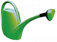Konvička PAMELA s růžicí plastová zelená 2,5l