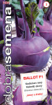 Dobrá semena Kedluben modrý - Ballot F1 raný 40s