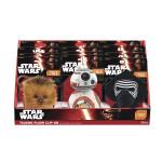 Star Wars VII: Mini mluvící plyšová hračka 10 cm - VÝPRODEJ