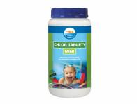 Chlorové tablety MINI do bazénu 1kg