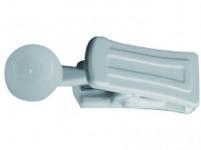 žabka pro garnyž a kolejničku plastová (10ks)