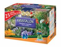 Hnojivo KRISTALON na pokojové rostliny 25x5g