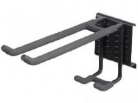 hák dvojitý 2 patra 7,6x15x27cm BlackHook závěs. systém G21