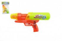 Vodní pistole plast 24 cm - mix barev