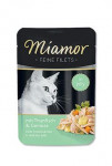 Miamor Cat Filet kapsa tuňák+zelen. 100g