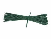 Vazačka plastová zelená 23cm 50ks
