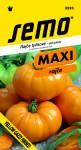 Semo Rajče tyčkové - Yellow Gazzi Ribbed 30s - série Maxi - VÝPRODEJ