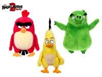 Angry Birds Movie 2 plyšoví - mix variant či barev