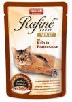 Animonda Rafine Soupe cat kaps. - telecí v omáčce 100 g