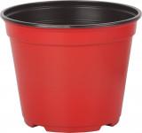 Květináč - kontejner Arca 14 cm - červený