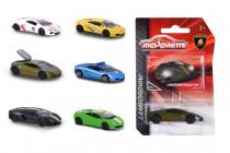 Lamborghini autíčko kovové - mix variant či barev