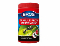 Insekticid BROS granule proti mravencům 60g + 20% ZDARMA