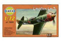 Model Lavočkin La-7 1:72 13,6x11,9cm v krabici 25x14,5cm