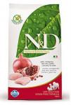 N&D Grain Free DOG Adult Mini Chicken&Pomegranate 800g