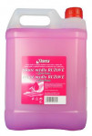 Mýdlo tekuté Florea růžové 5l