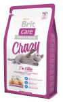 Brit Care Cat Crazy I´m Kitten 7 kg - VÝPRODEJ