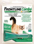 Frontline Combo spot-on cats a.u.v. sol 1 x 0,5 ml