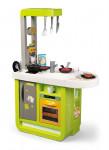 Kuchyňka Bon Appetit Cherry zeleno-žlutá elektronická