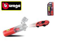 Bburago Ferrari Pocket Garrage auto vystřelovací - mix variant či barev