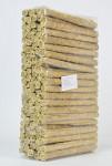 Tyčinka chroupací 9-10mm /12cm přírodní TR 100ks