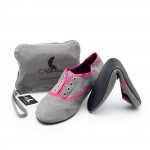 CatMotion skládací baleríny do kabelky Strand Pink