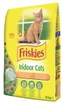 Friskies cat dry Indoor - kuře 10 kg
