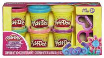 Play-Doh Třpytivá sada se 2 vykrajovátky