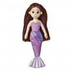 Látková Mořská panna Perlová 25 cm