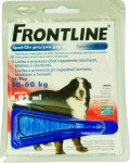 Frontline spot-on dog XL a.u.v. sol 1 x 4,02 ml
