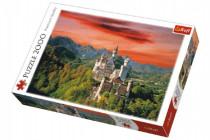 Puzzle Zámek Neuschwanstein, Německo 2000 dílků 96x68cm