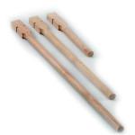 Bidýlko dřevěné Duvo+ 1 - 1,2 cm, 17cm
