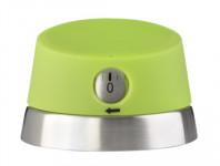 Minutka s magnetem - zelená, Bakly - VÝPRODEJ