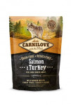 Carnilove Dog Salmon & Turkey for LB Adult  NEW 1,5kg