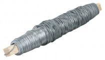Drát vázací - pozinkovaný stříbrný 0,68 mm x 100 g
