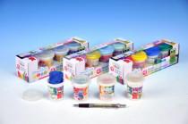 Modelína/Plastelína 4ks - mix variant či barev