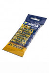 VARTA Baterie Longlife AAA 8ks