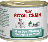 Royal Canin - Canine konz. Mini Starter Mousse 195 g