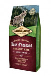 Carnilove Cat Duck&Pheasant Adult Hairball Contr 6kg