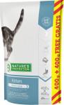 Nature's Protection Cat Dry Kitten 400 g + 400 g