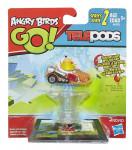 Angry Birds! figurka s autíčkem pro aplikaci