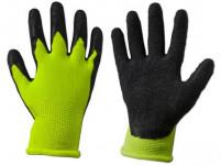 rukavice LEMON latex 5 - VÝPRODEJ