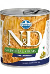 N&D DOG LOW GRAIN Adult Lamb & Blueberry 285g - VÝPRODEJ
