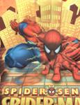 Dárková taška Disney L - Spiderman mix - VÝPRODEJ