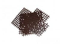 rohož sestavovací 25x25cm plastová, BÉŽ (4ks)
