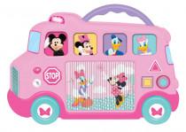 Interaktivní autobus Minnie a přátelé