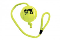 Hračka tenis Míč na šňůrce Karlie 8 cm